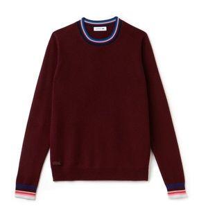 Lacoste Cashmere Sweater